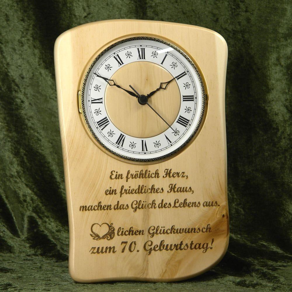 Uhr Mit Spruch